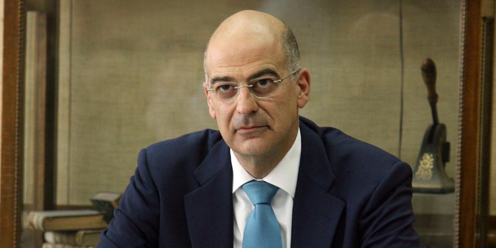 Στο Ισραήλ την Κυριακή ο υπουργός Εξωτερικών Νίκος Δένδιας