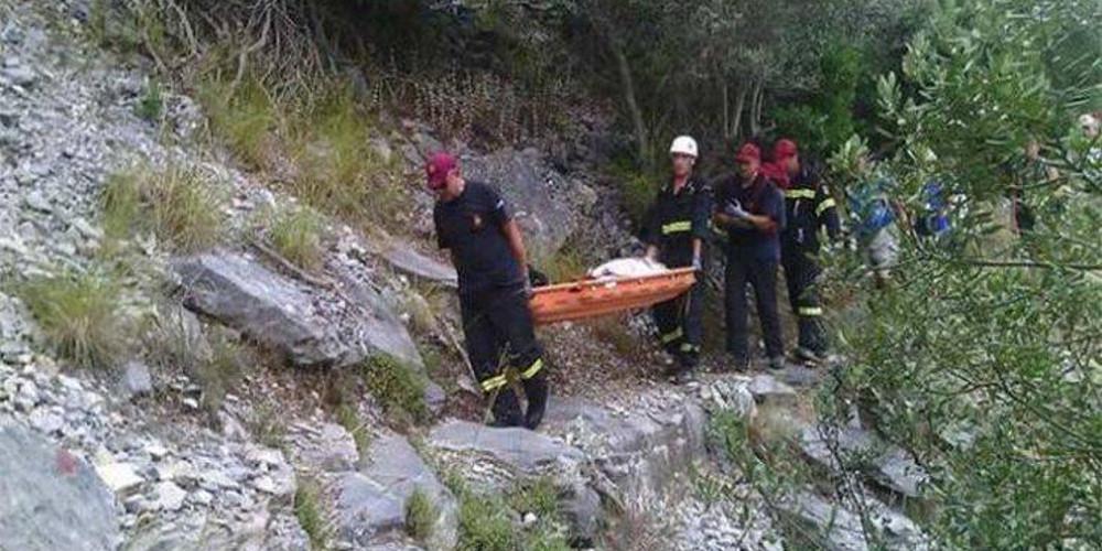 Σοκ στη Ηράκλειο: Αυτοκίνητο έπεσε σε γκρεμό 25 μέτρων – Σώοι οι επιβάτες