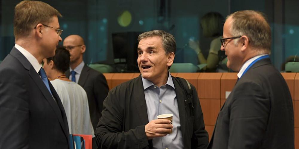 Σκηνικό μετωπικής με τους… σκληρούς του Eurogroup