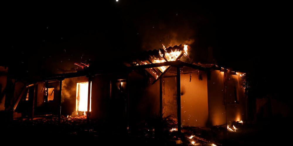 Τουλάχιστον 91 οι νεκροί από τις πυρκαγιές στην Αττική -25 οι αγνοούμενοι