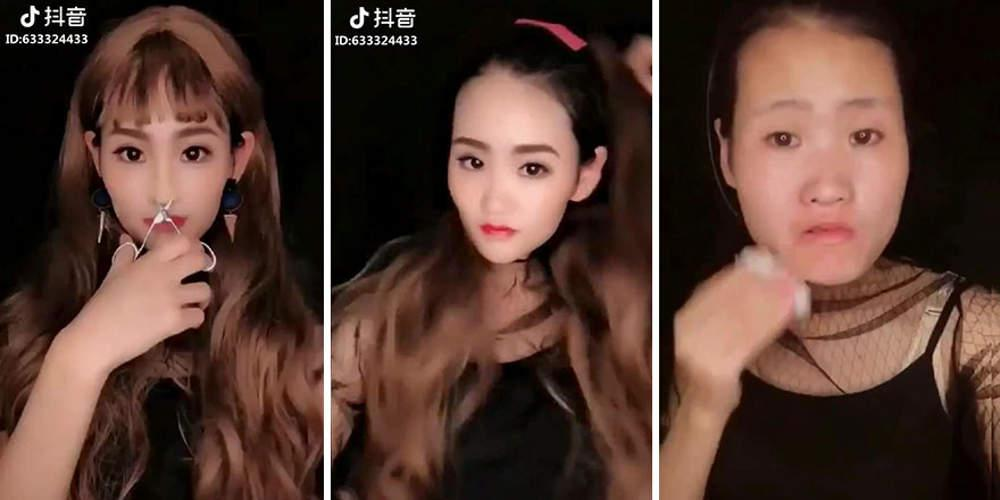 Προσοχή στο μακιγιάζ: Μόλις δεις το βίντεο με αυτές τις μεταμορφώσεις δεν θα ξαναεμπιστευτείς κανέναν