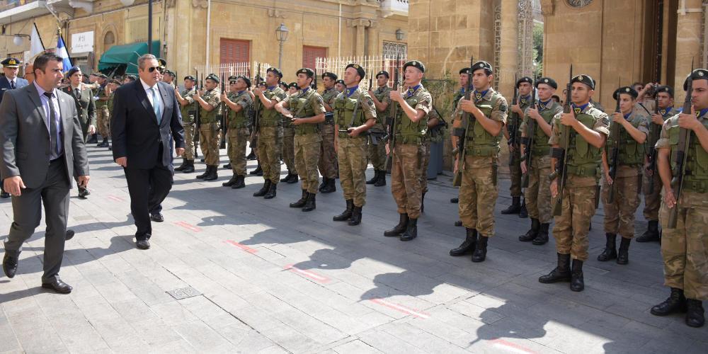Γούχα στον Καμμένο και στην Κύπρο για το Σκοπιανό – Συνελήφθησαν 12 άτομα