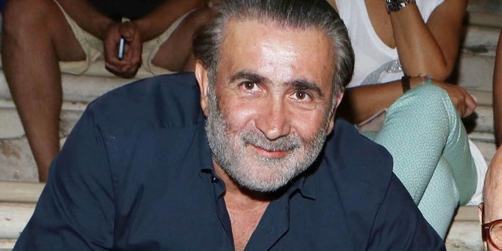Ο Λάκης Λαζόπουλος ξαναβρίσκει το χαμόγελό του μετά το θάνατο της συζύγου του