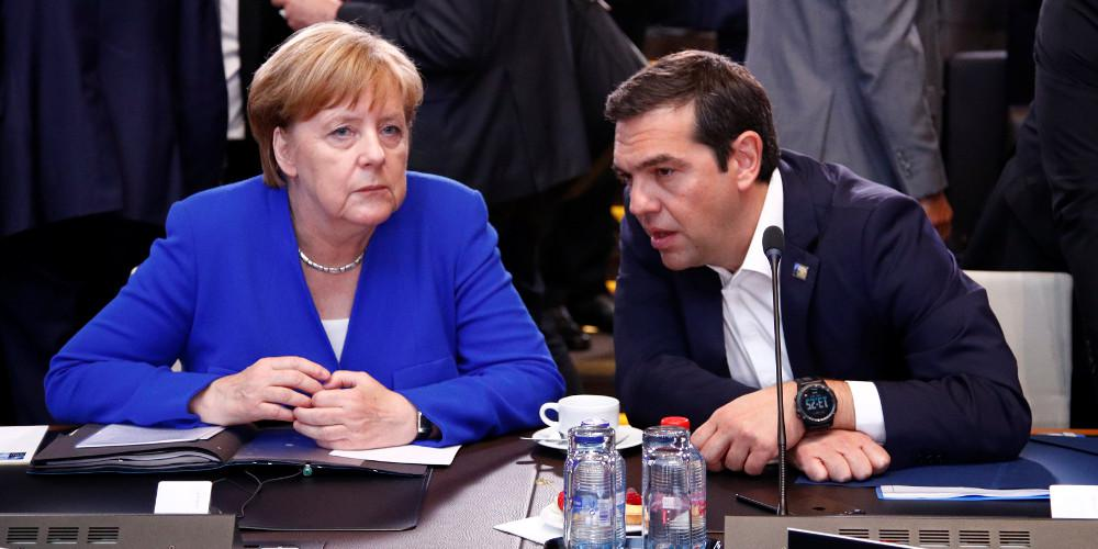 Πώς σχολιάζουν τα γερμανικά μέσα την επίσκεψη Μέρκελ στην Αθήνα [εικόνες]