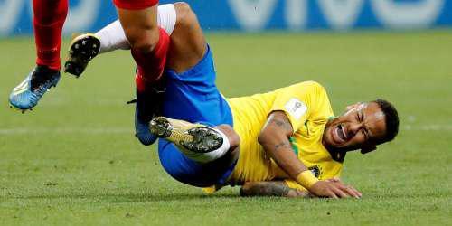 Ο Νεϊμάρ αυτοσαρκάζεται για τις «βουτιές» στο Μουντιάλ!