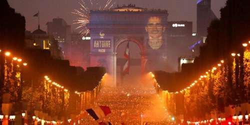 Πανζουρλισμός στην Γαλλία για το Μουντιάλ: Επεισόδια, νεκροί και τραυματίες!