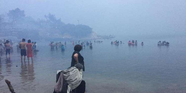 Οι αρχές δεν αξιοποίησαν ούτε το διαδίκτυο ούτε την ευρωπαϊκή γραμμή 112 για τις πυρκαγιές