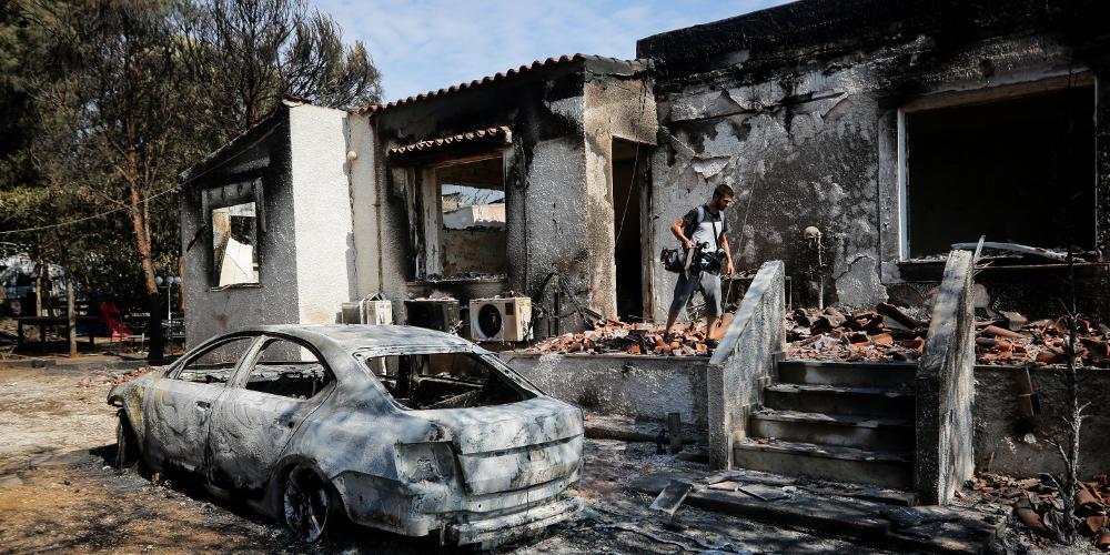 «Ντου» της ΕΛΑΣ στην Πυροσβεστική για την τραγωδία στο Μάτι