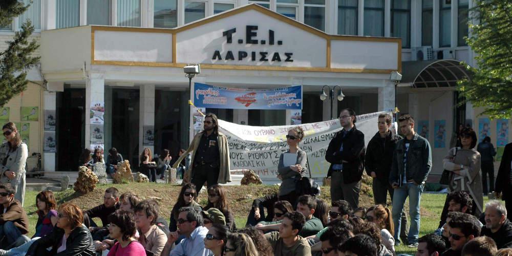 Ο Γαβρόγλου καταργεί τα ΤΕΙ Θεσσαλίας και Στερεάς Ελλάδας