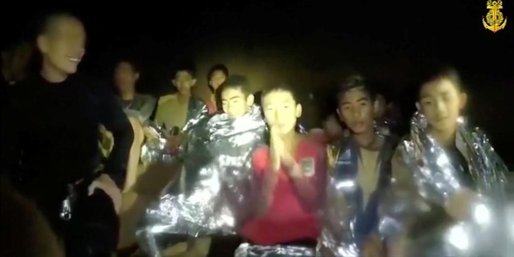 Ο Θεός είχε κέφια και το θαύμα στην Ταϊλάνδη συγκίνησε την υφήλιο