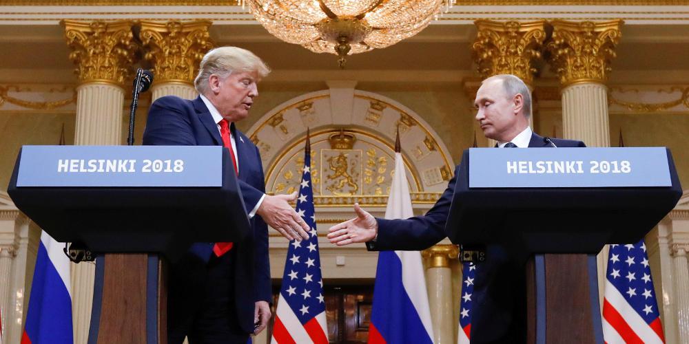 Ανοιχτό το ενδεχόμενο μιας συνάντησης Πούτιν- Τραμπ