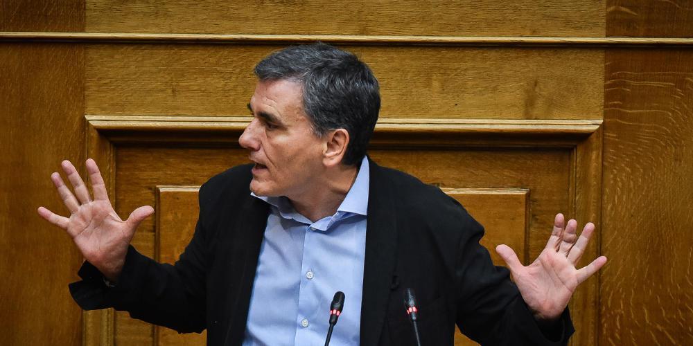 Το ξεκόβει ο Τσακαλώτος για πρόωρες εκλογές: Όσο αργότερα, τόσα καλύτερα!