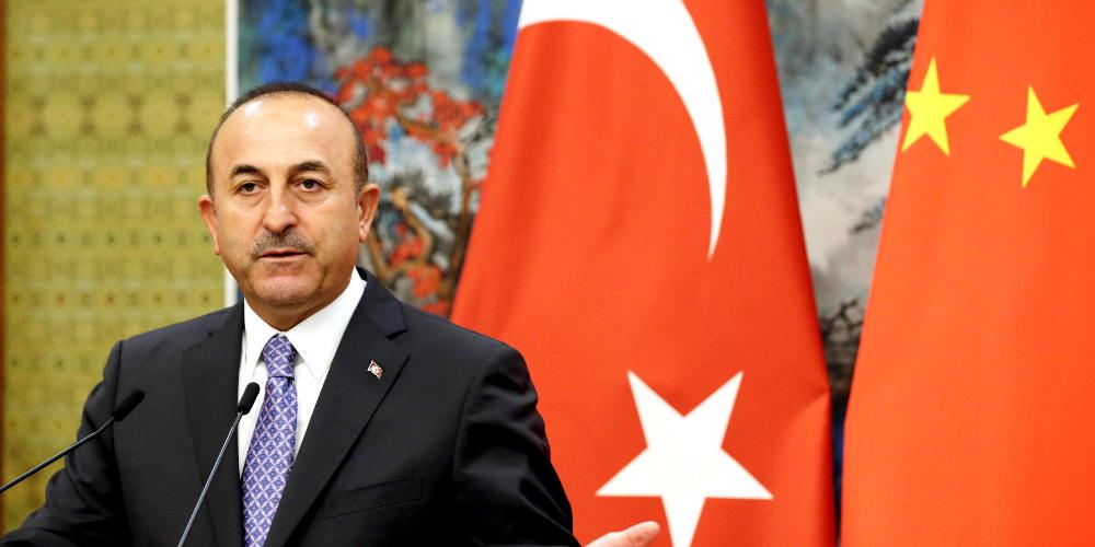 Αυτός είναι ο πραγματικός Τσαβούσογλου και η Τουρκία - Ξέχασε τα περί «διαλόγου» και άρχισε τις απειλές με τα γεωτρύπανα