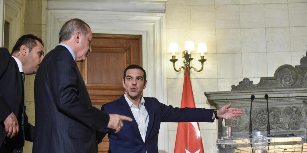 Σήμερα η συνάντηση Τσίπρα-Ερντογάν – Τι περιμένουμε για τους Έλληνες στρατιωτικούς
