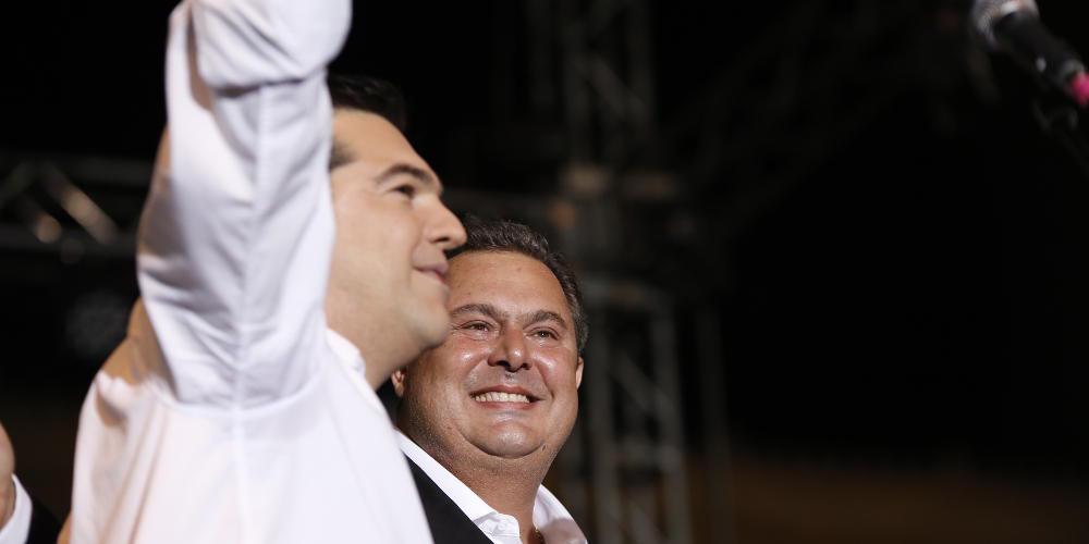 Δημοψήφισμα 2015: Όταν ο Τσίπρας με το… καλημέρα ξεκίνησε τα ψέματα
