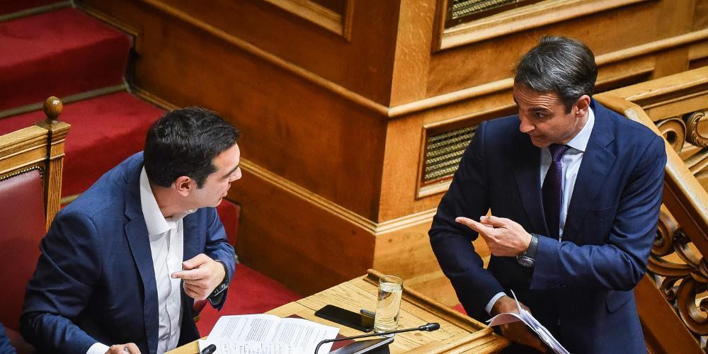 Ντιμπέιτ πολιτικών αρχηγών: Τι ζητά η Νέα Δημοκρατία, τι απαντά ο ΣΥΡΙΖΑ