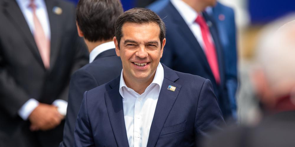Τις προκλήσεις της Τουρκίας θα θέσει ο Τσίπρας στην Σύνοδο Κορυφής της ΕΕ