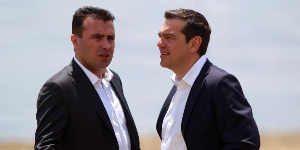 Σε συνέδριο για τα δυτικά Βαλκάνια ο Τσίπρας – Τι θα πει για τις Πρέσπες