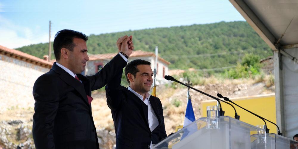 Η ακατανόητη στάση του ΣΥΡΙΖΑ στο Σκοπιανό
