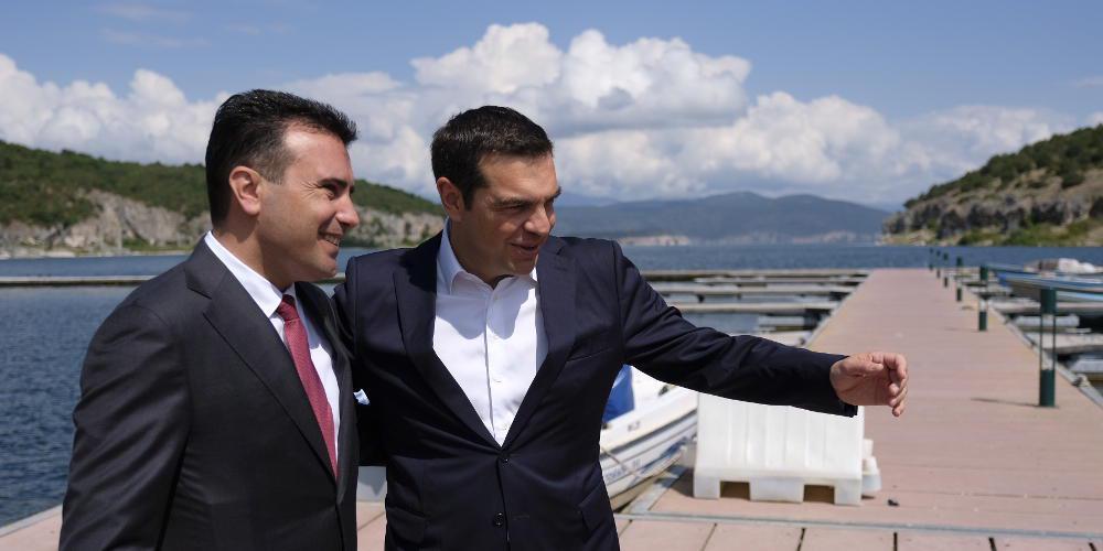 Μετά τον «μακεδονικό» στρατό ο Ζάεφ τα «μαζεύει»: Δεν έχουμε αλυτρωτισμό