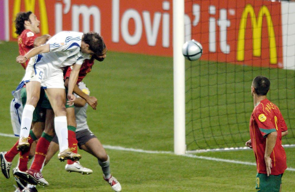 Euro 2021: Η «χρυσή κεφαλιά» του 2004, 'A. Χαριστέας μιλά για τα φαβορί