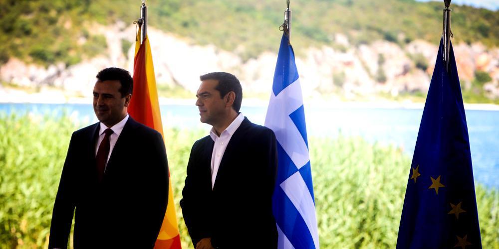 Πρόταση για σύσταση εξεταστικής επιτροπής για την Συμφωνία των Πρεσπών κατέθεσε η Ελληνική Λύση