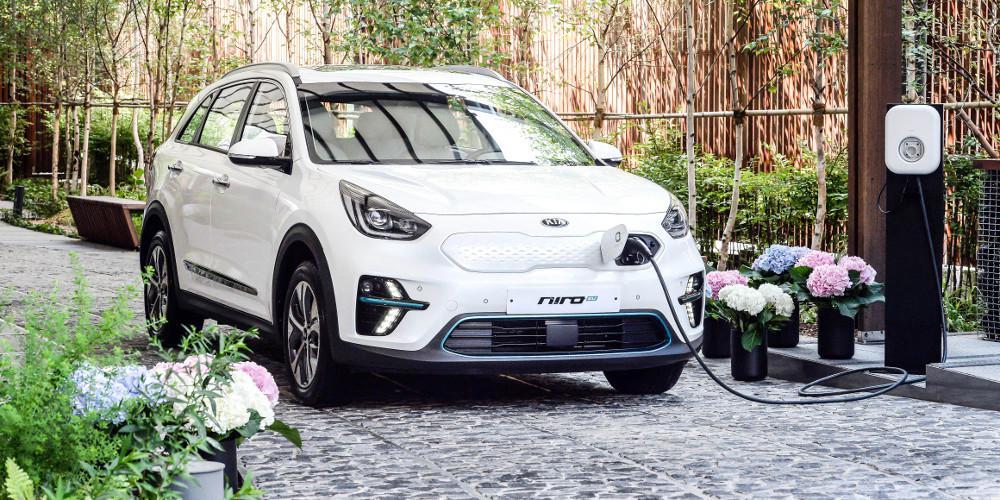 Στα τέλη του έτους θα κυκλοφορήσει το ηλεκτρικό crossover Kia Niro EV