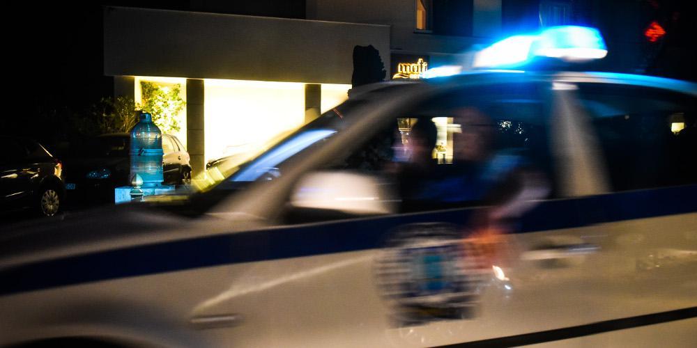 Εμπρηστική επίθεση στα γραφεία του ΣΔΟΕ στα Πετράλωνα