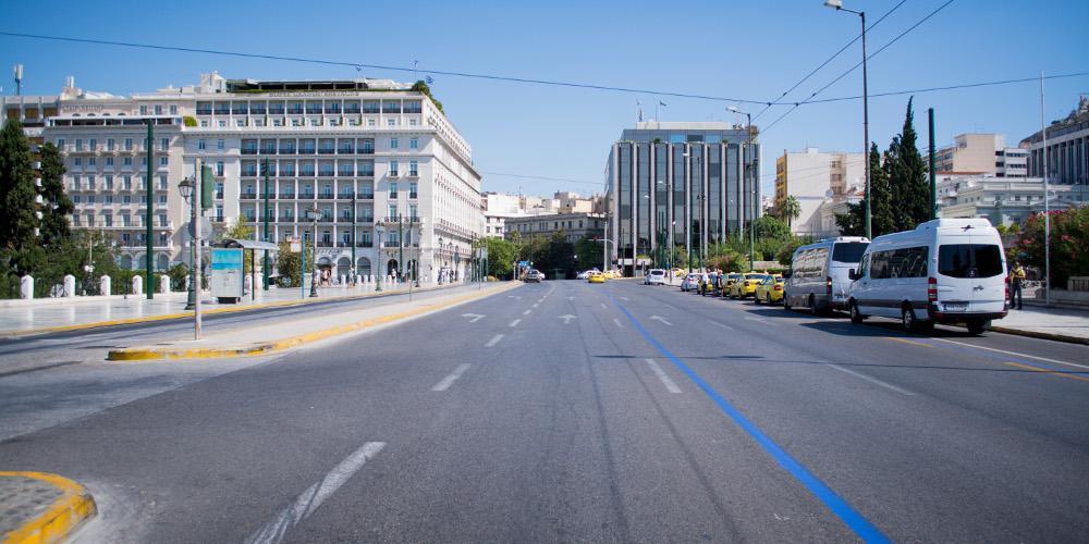 Προσοχή: Κλειστό το κέντρο της Αθήνας την Κυριακή λόγω αγώνα δρόμου