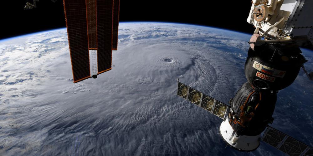 Αποθέματα για έξι μήνες έχουν οι αστροναύτες του Διεθνούς Διαστημικού Σταθμού