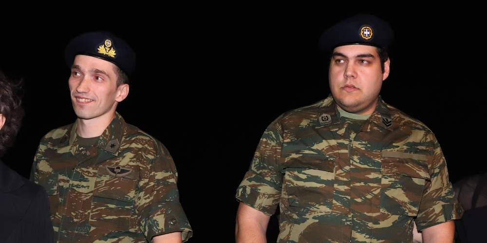 Ξεκίνησε η δίκη των δύο Ελλήνων αξιωματικών στην Τουρκία για παράνομη είσοδο στη χώρα