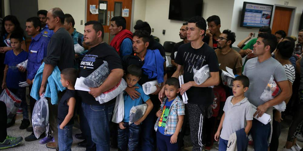 Το Τέξας ανακοίνωσε ότι δεν θα δεχθεί νέους πρόσφυγες το 2020