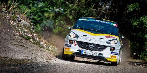 Προετοιμασίες για το ράλι Γερμανίας με 29 συμμετοχές Opel ADAM