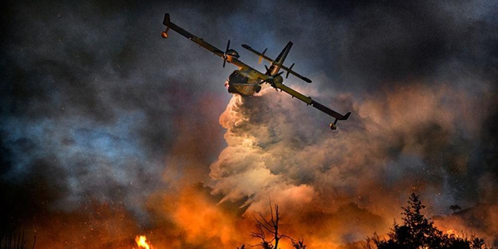 Σε πύρινο κλοιό η Ελλάδα: Ξέσπασαν 72 πυρκαγιές σε 24 ώρες