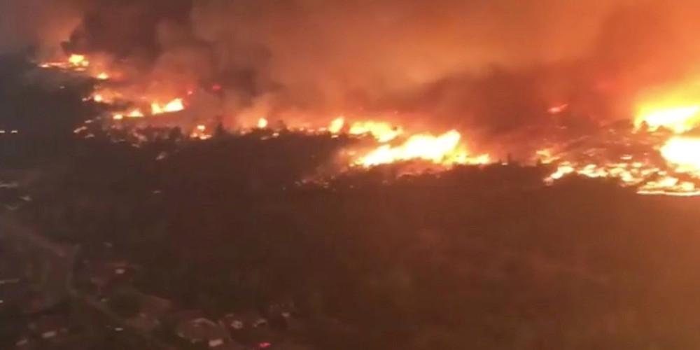 Η υπερθέρμανση του πλανήτη, καταλύτης των δασικών πυρκαγιών