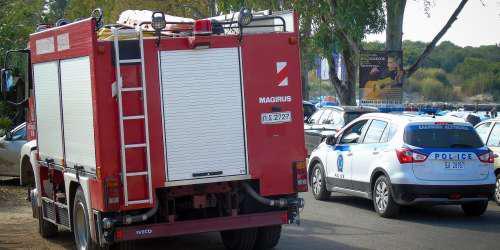 Πυρκαγιά σε διαμέρισμα στο κέντρο της Θεσσαλονίκης