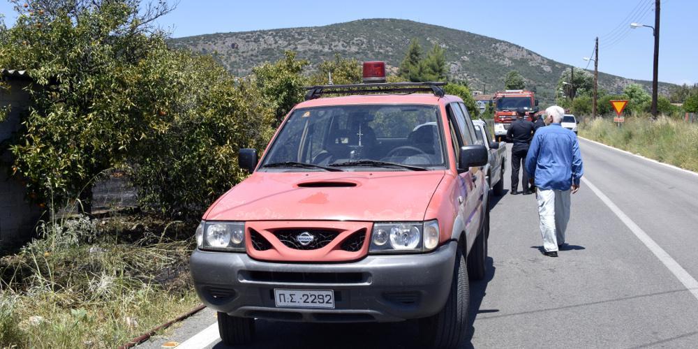 Υπό έλεγχο η φωτιά στο Καλαμίτσι στην Χαλκιδική στην Κρήτη: Βρέθηκε νεκρός αγνοούμενος στο Χουδέτσι