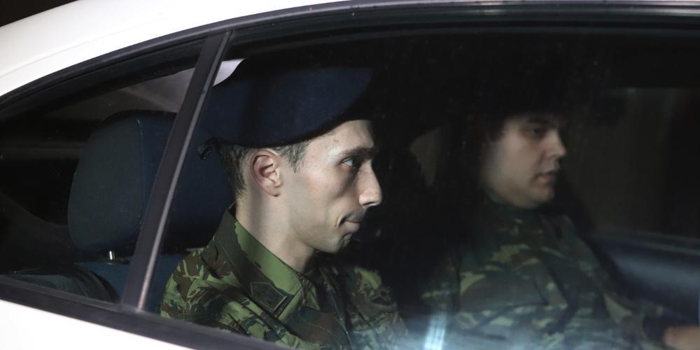 Στέιτ Ντιπάρτμεντ: Χαιρετίζουμε την επιστροφή των δύο Ελλήνων στρατιωτικών