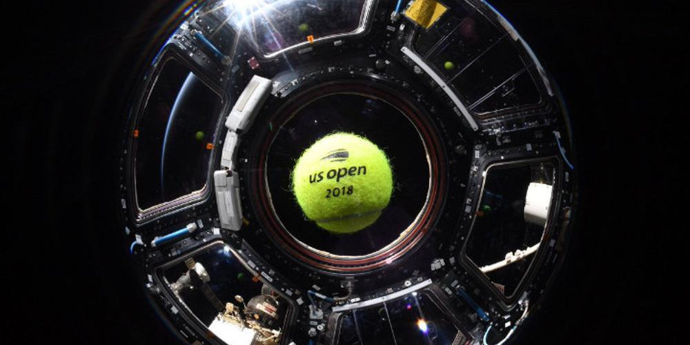 Το τένις έγινε και... διαστημικό - Ο πρώτος αγώνας στο διάστημα [εικόνες & βίντεο]