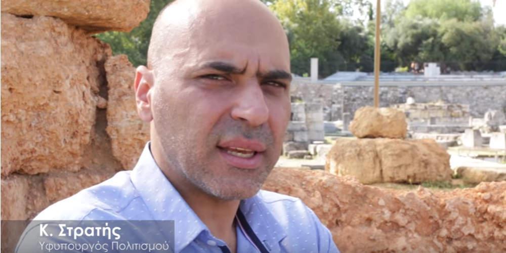 Νέο κυβερνητικό σποτ: Ο Τσίπρας διαφημίζει το ηλεκτρονικό εισιτήριο στα μουσεία [βίντεο]