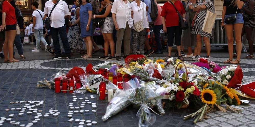 Ένας χρόνος από το τρομοκρατικό χτύπημα στη Βαρκελώνη - Ημέρα μνήμης αλλά και έντασης