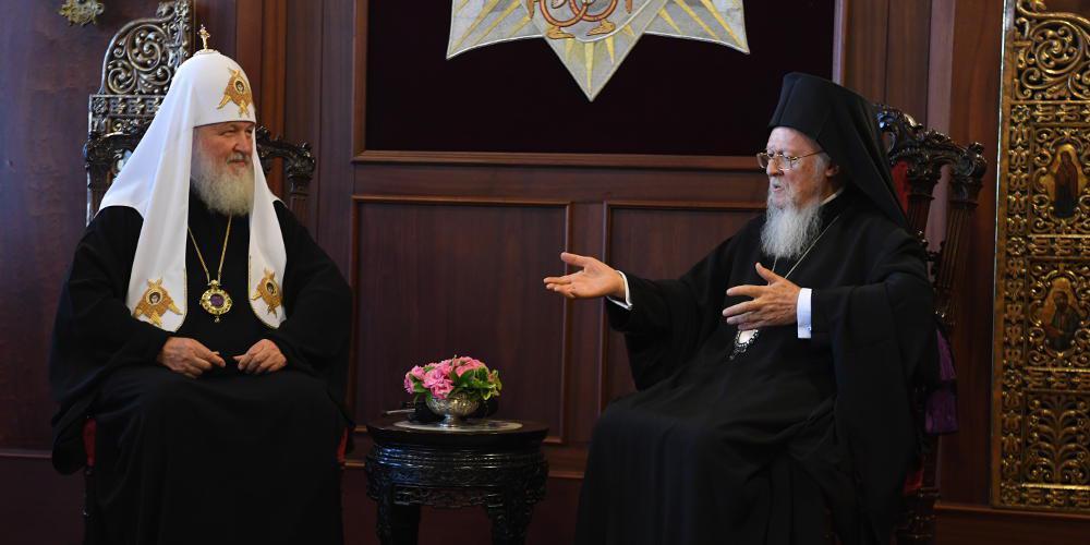 Κόβει κάθε δεσμό με το Πατριαρχείο η ρωσική εκκλησία