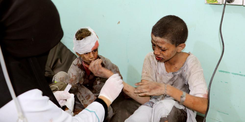 Τουλάχιστον 29 παιδιά σκοτώθηκαν σε επίθεση στην Υεμένη