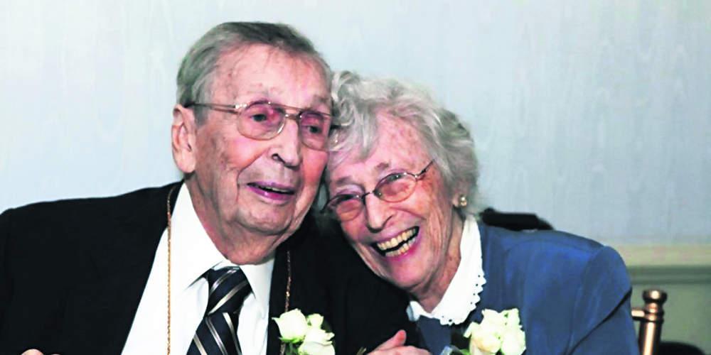 Το ζευγάρι που συγκίνησε τον κόσμο: Έζησαν και πέθαναν μαζί