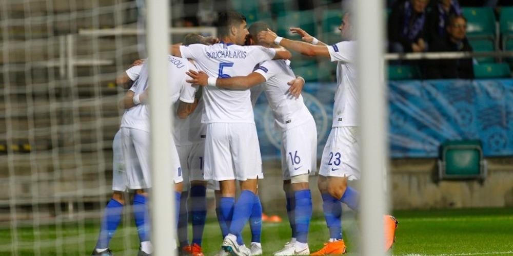Επαγγελματική νίκη για την Εθνική για το UEFA Nations League
