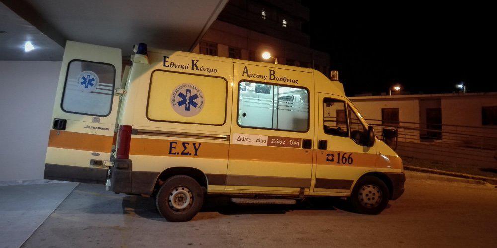 Σοκ στη Θεσσαλονίκη: Οδηγός παρέσυρε, σκότωσε και εγκατέλειψε πεζό