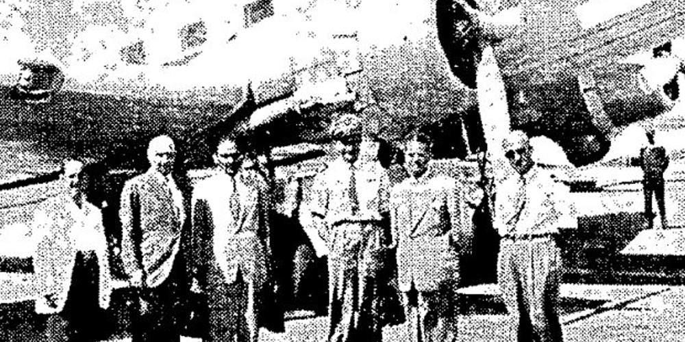 Σαν σήμερα το 1948: Έξι ΕΠΟΝίτες πραγματοποιούν την πρώτη αεροπειρατεία στην Ελλάδα