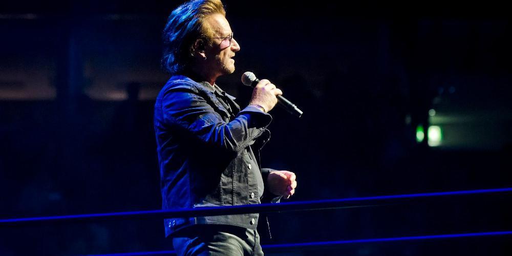 «Δεν μπορείτε να αγγίξετε»: Το τραγούδι του Bono για τον κορωνοϊό που εμπνεύστηκε από τους Ιταλούς