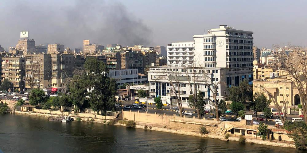 Forbes: Το Κάιρο είναι η πιο μολυσμένη πόλη στον κόσμο