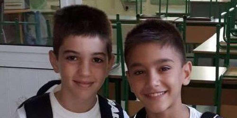 Βρέθηκαν τα δύο 11χρονα αγόρια που είχαν απαχθεί στη Λάρνακα